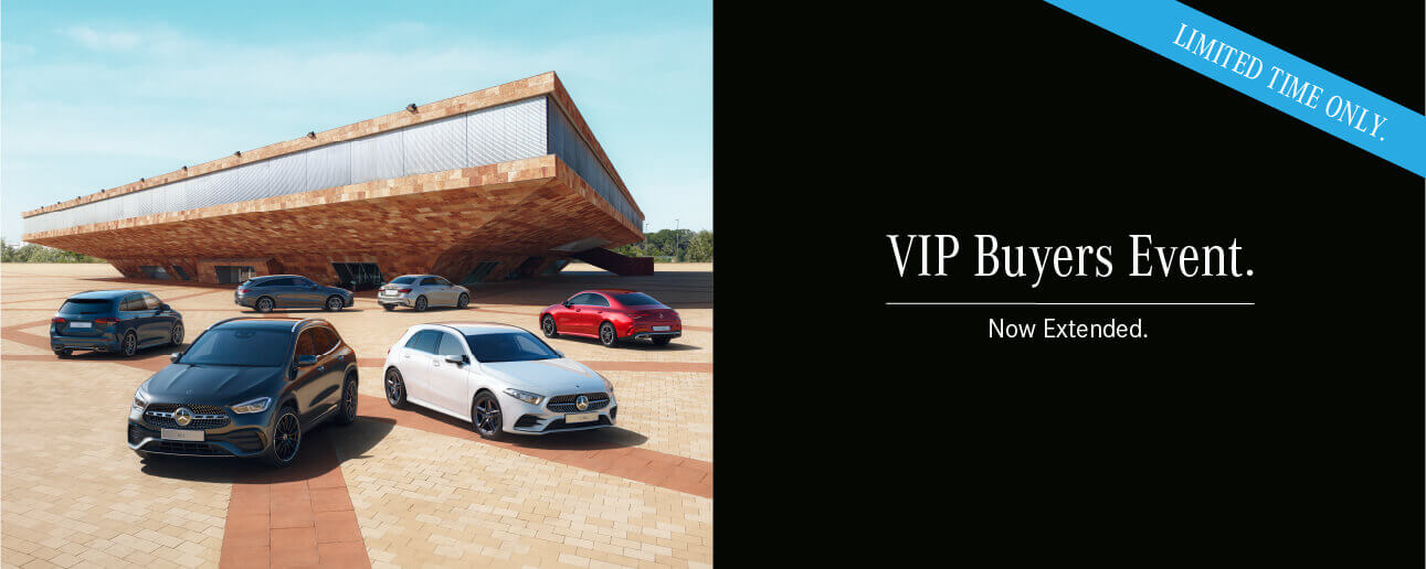 Mercedes-Benz VIP Buyers Event
