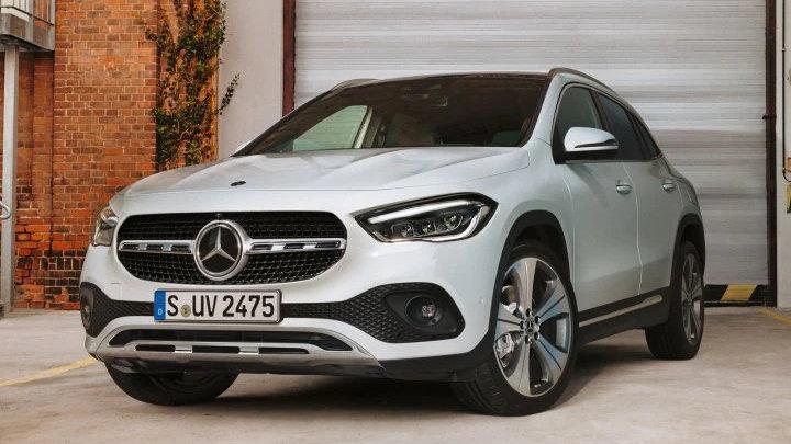 Nearly-New Mercedes-Benz GLA