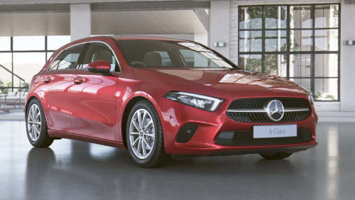 Mercedes-Benz A-Class Sport Executive