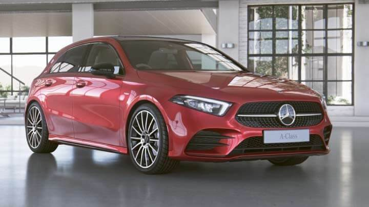 A-Class Exclusive