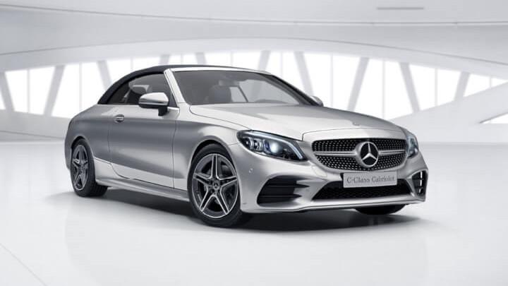 Mercedes-Benz C-Class Cabriolet AMG Line Premium Plus