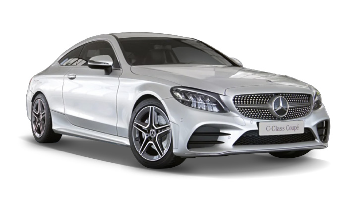 Mercedes-Benz C-Class Coupe AMG Line Edition