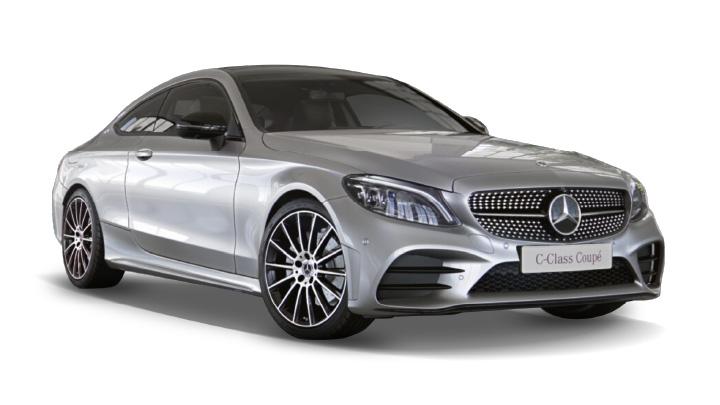 Mercedes-Benz C-Class Coupe AMG Line Night Edition Premium Plus