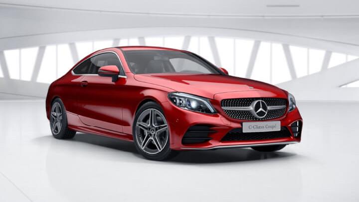 Mercedes-Benz C-Class Coupe AMG Line Premium