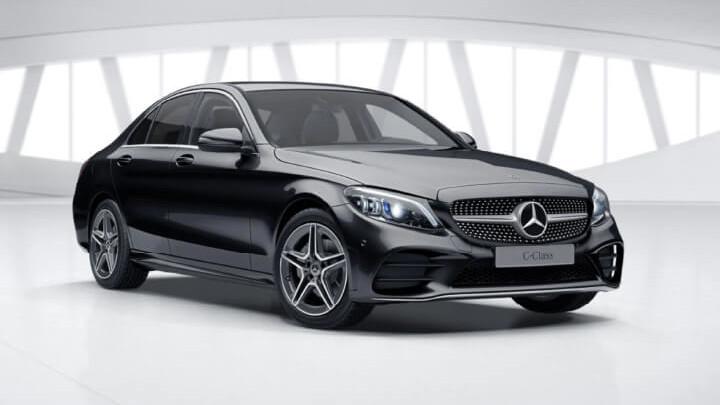 Mercedes-Benz C-Class Saloon AMG Line Edition