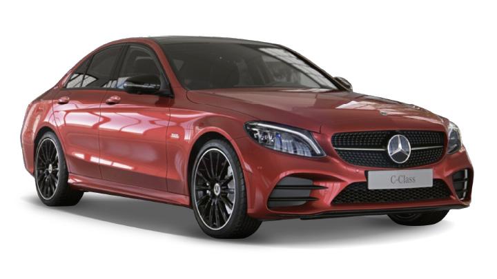 Mercedes-Benz C-Class Saloon AMG Line Night Edition Premium Plus