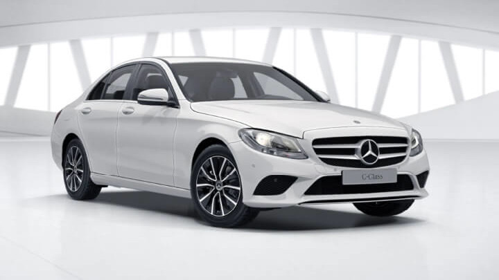 Mercedes-Benz C-Class Saloon SE
