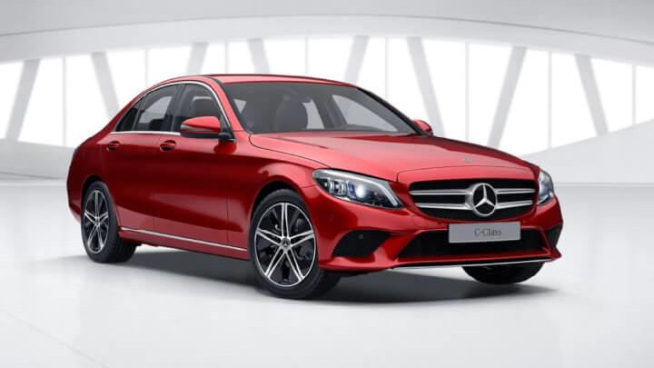 Mercedes-Benz C-Class Sports Edition