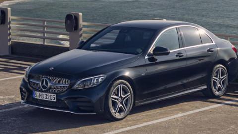 Mercedes-Benz C-Class Saloon PHEV
