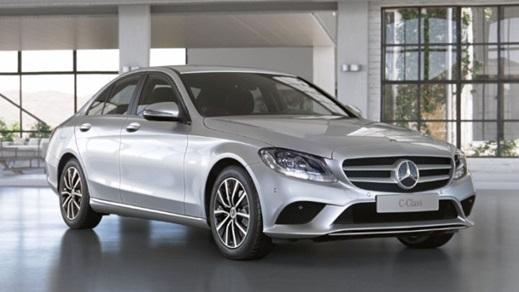 Mercedes-Benz C-Class SE Saloon Silver