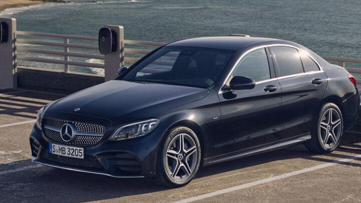 Mercedes-Benz C-Class Saloon Plug-in Hybrid