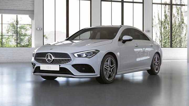 Mercedes Benz CLA AMG Line