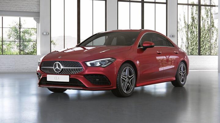 Mercedes Benz CLA AMG Line Premium