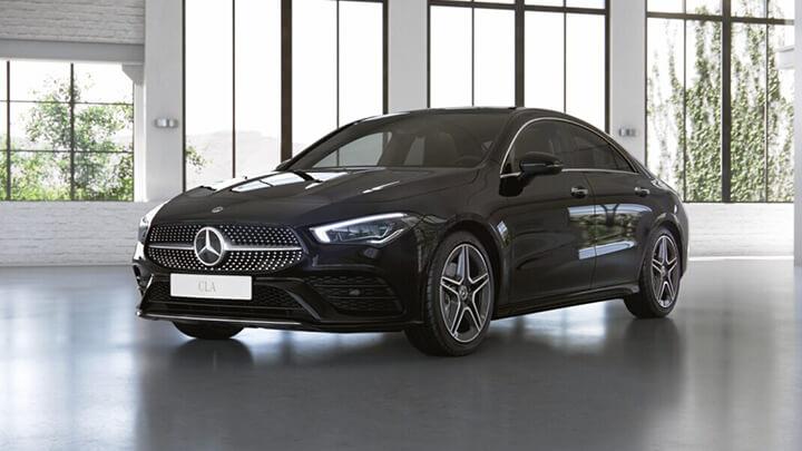 Mercedes Benz CLA AMG Line Premium Plus
