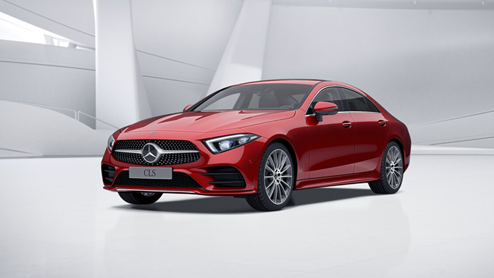 Mercedes-Benz CLS AMG Line Premium
