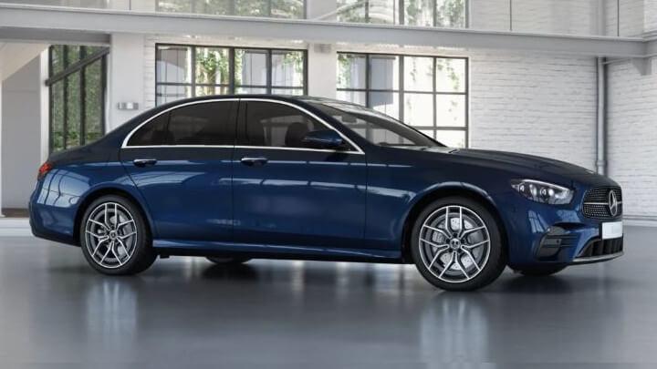 2021 Mercedes-Benz E-Class AMG-Line Premium Trim