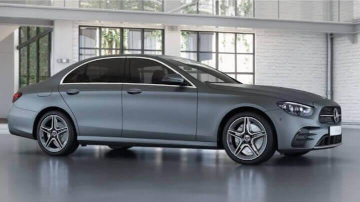 2021 Mercedes-Benz E-Class AMG-Line Trim