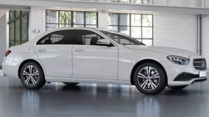 2021 Mercedes-Benz E-Class Sport Trim