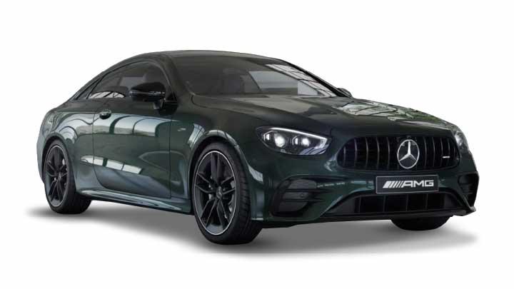 Mercedes-AMG Coupe E 53 4MATIC+ Night Edition Premium Plus