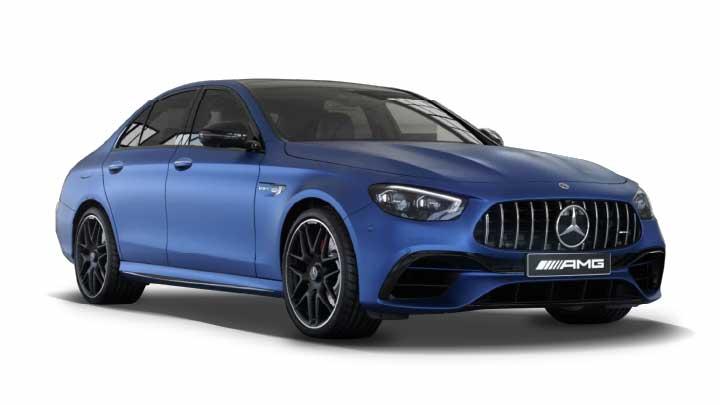 Mercedes-AMG Saloon E 63 S 4MATIC+ Night Edition Premium Plus