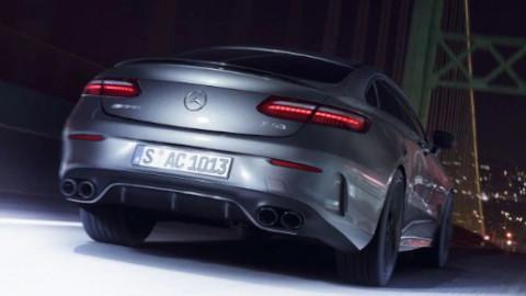 Mercedes-AMG E 53 Coupe, Exterior
