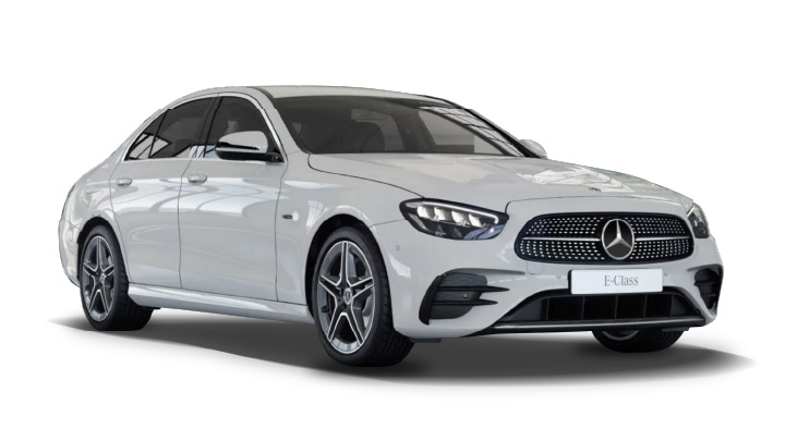 Mercedes-Benz E-Class Saloon AMG Line Edition