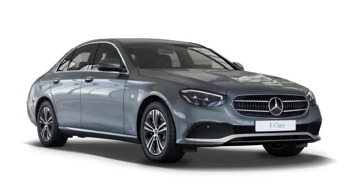 Mercedes-Benz E-Class Saloon Sport