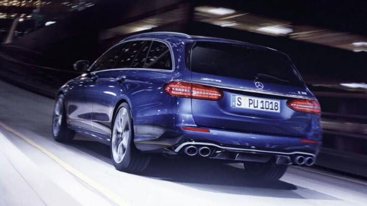 Mercedes-Benz E-Class AMG Estate Rear