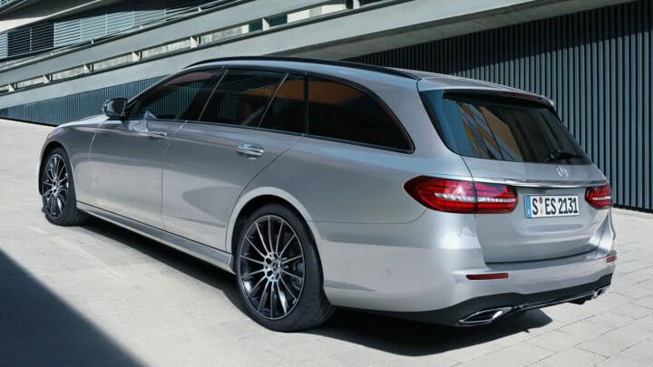 Mercedes-Benz E-Class Estate PHEV
