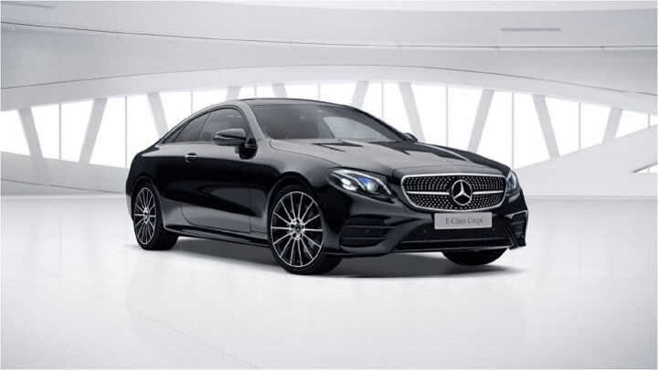 Mercedes-Benz E-Class Coupe AMG Line Night Edition Premium Plus