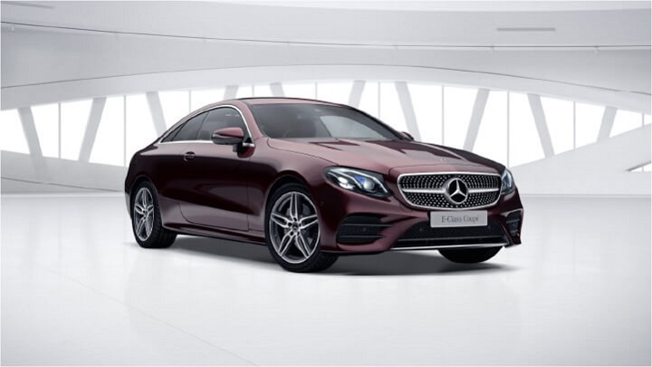 Mercedes-Benz E-Class Coupe AMG Line Premium
