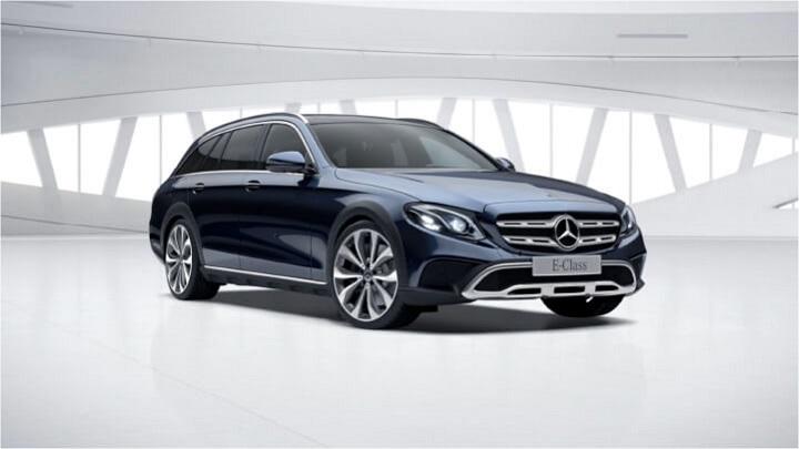 Mercedes-Benz E-Class Estate All Terrain