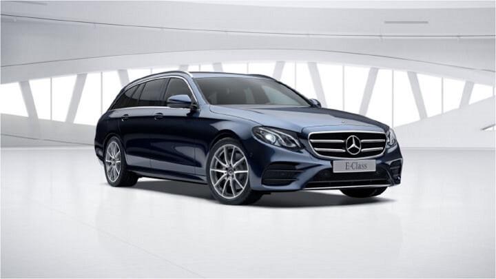 Mercedes-Benz E-Class Estate AMG Line Edition