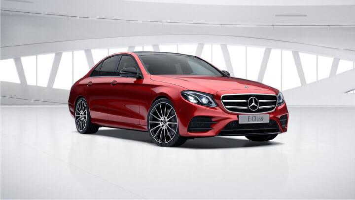 Mercedes-Benz E-Class AMG Line Night Edition Premium Plus