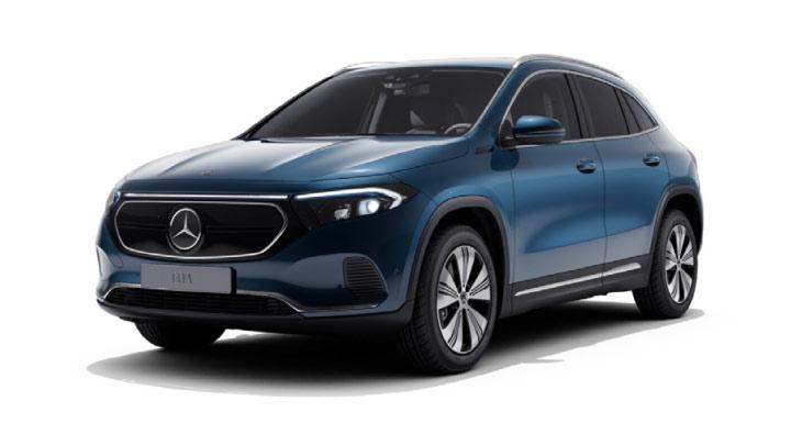 Mercedes-Benz EQA Sport