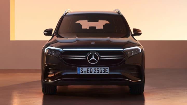 Mercedes-Benz EQB Front