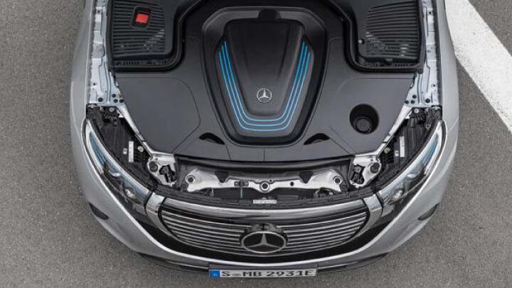 Mercedes-Benz EQC Electric Motor
