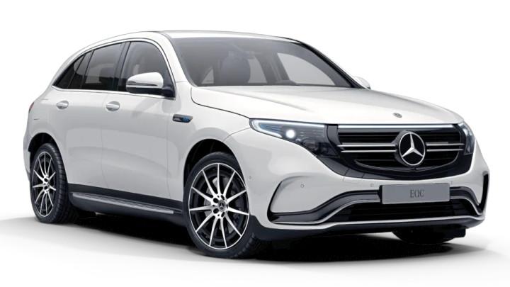 Mercedes-Benz EQC AMG Line