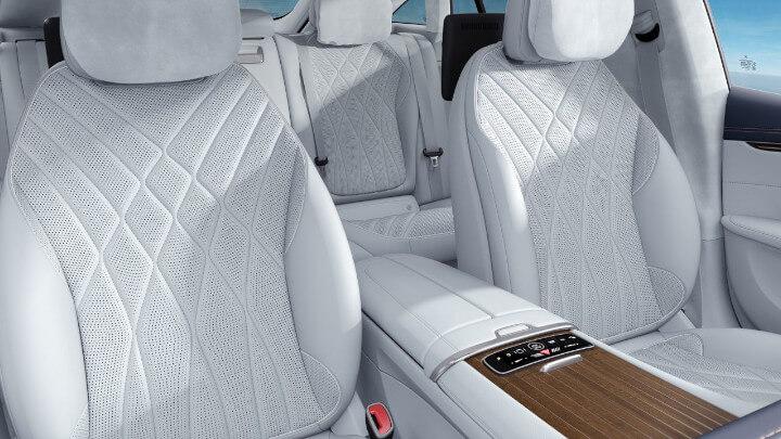 Mercedes-Benz EQS Seats