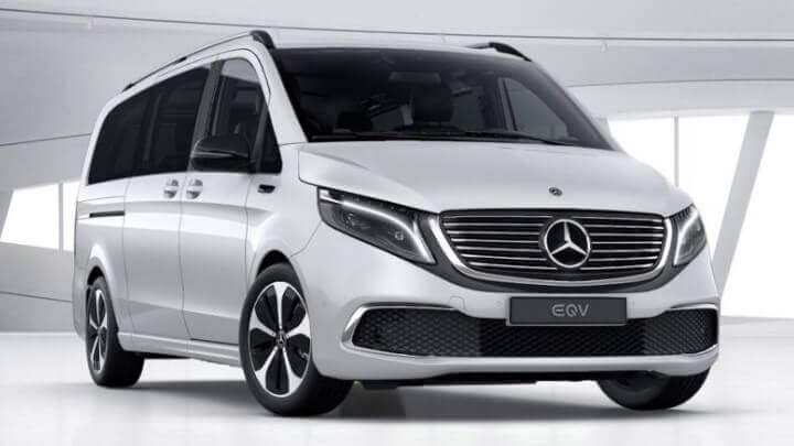 Mercedes-Benz EQV Sport Premium Plus