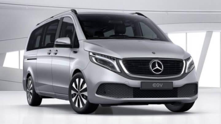 Mercedes-Benz EQV Sport