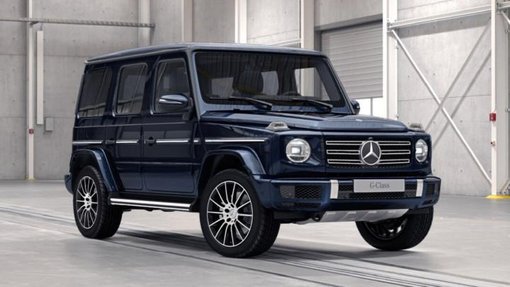 Mercedes-Benz G-Class AMG Line