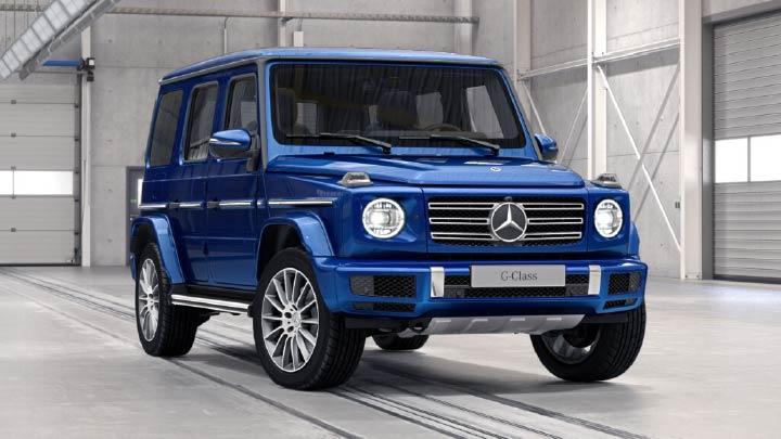 Mercedes-Benz G-Class AMG Line Premium