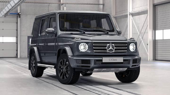 Mercedes-Benz G-Class Edition