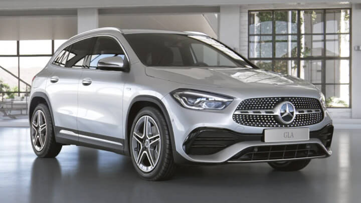 Mercedes-Benz GLA Plug-in Hybrid Exclusive Edition