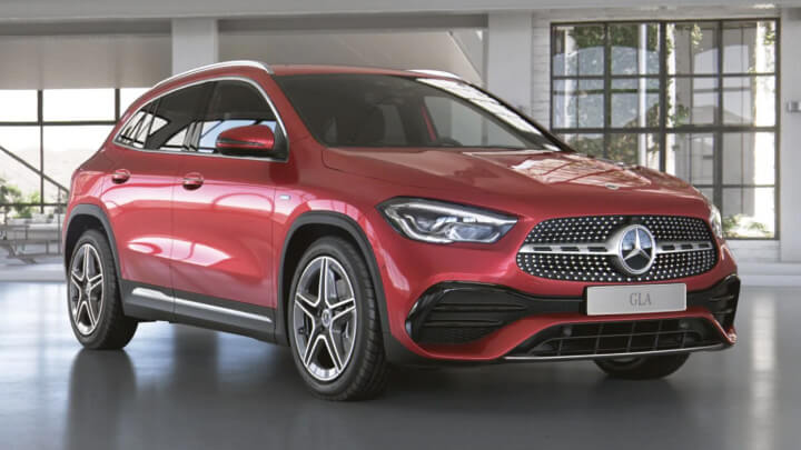 Mercedes-Benz GLA Plug-in Hybrid Exclusive Edition Premium