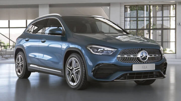 Mercedes-Benz GLA Plug-in Hybrid Exclusive Edition Premium Plus