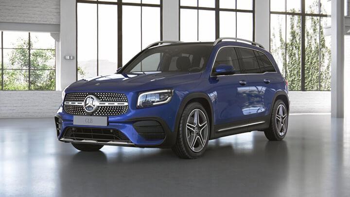 Mercedes-Benz GLB AMG Line Premium Plus
