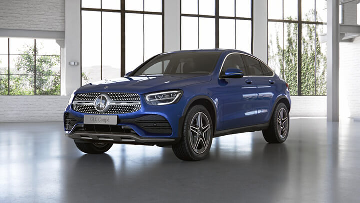 Mercedes-Benz GLC Coupé AMG Line