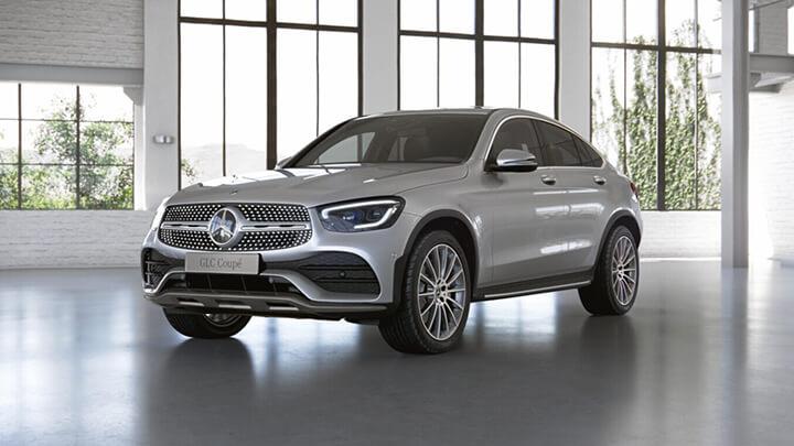 Mercedes-Benz GLC Coupé AMG Line Premium